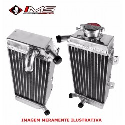 Radiador KXF 450 10-11 IMS