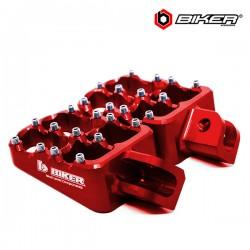 Pedaleira Biker CR 150R / CRF 250X / 250R / 450